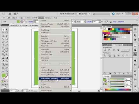 Custom Columns in Illustrator, How to setup Custom Columns  in Illustrator