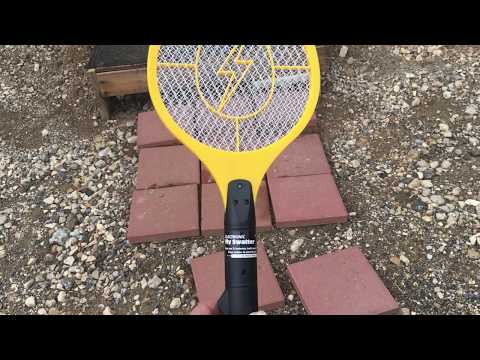 Harbor freight electric fly swatter