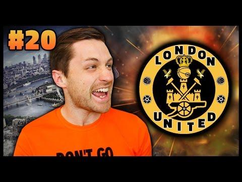 LONDON UNITED! #20 - Fifa 15 Ultimate Team