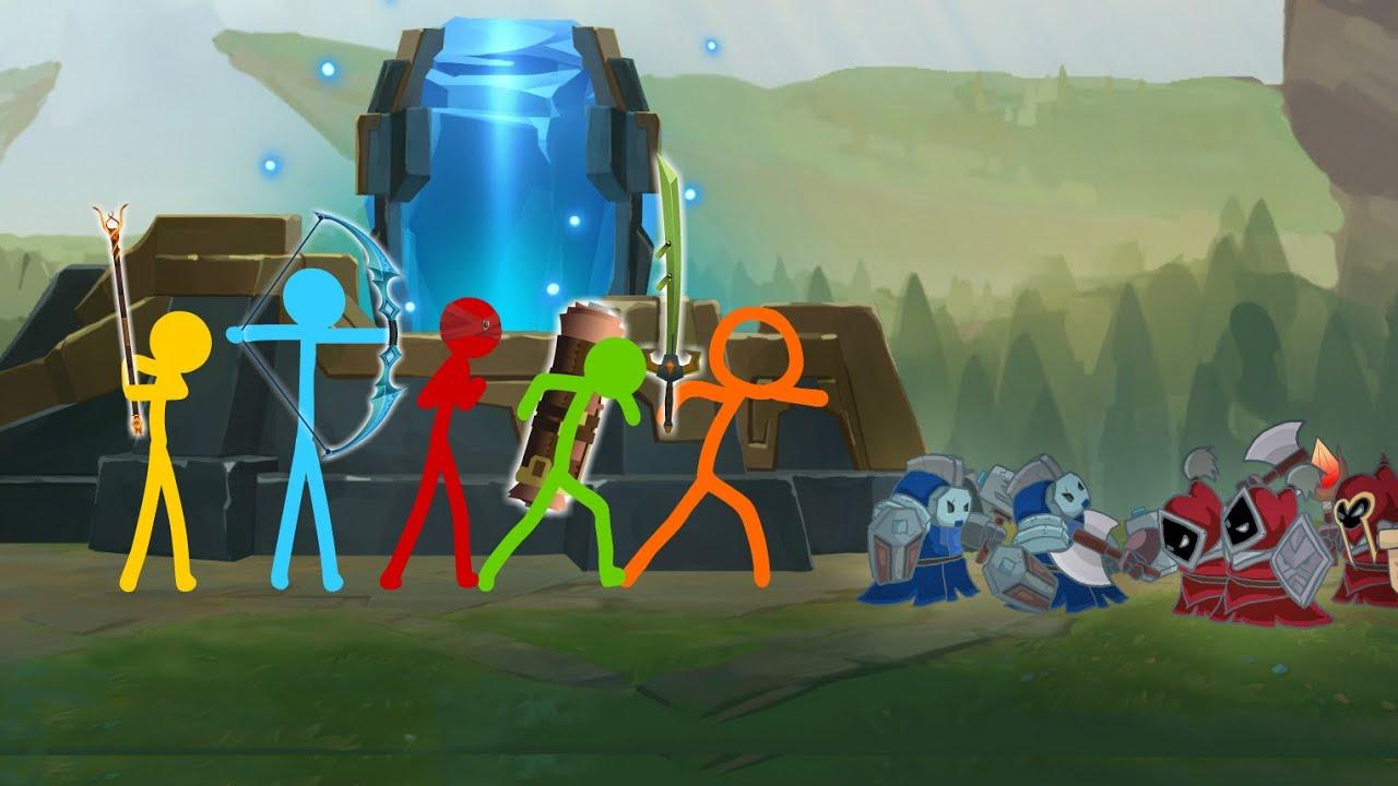 Animation vs. League of Legends (official)