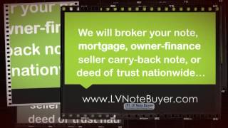 Selling Promissory Notes | 702 944-5658 | Sell Your Mortgage Note | Note Buyer | Mortgage Note Buyer