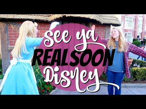 LAST DISNEY DAY IN EPCOT | Japan & Full Interaction with Alice | Ever After Take Three