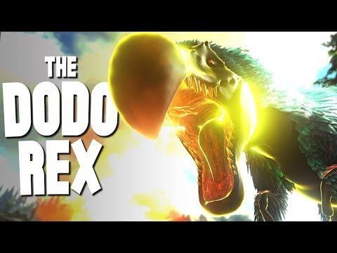 BATTLE OF THE GOLIATHS! DODOREX vs GIGA! - Ark Survival Evolved (Modded)