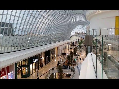 CHADSTONE Australia's biggest shopping mall 澳最大的购物中心 - new redevelopment 2016