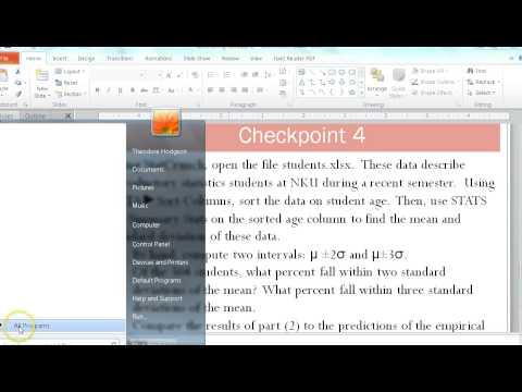 describing data1