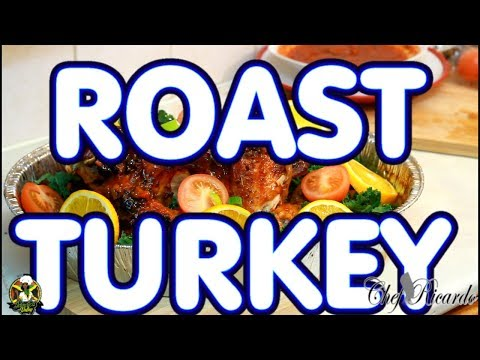 Best Easy Thanksgiving Turkey Recipe | Recipes By Chef Ricardo