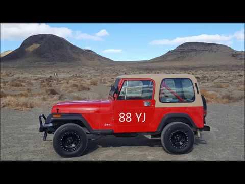 88 Wrangler YJ 2.5