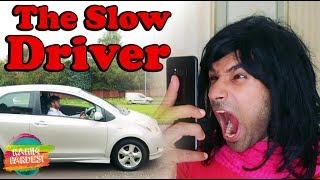The Slow Driver | Rahim Pardesi