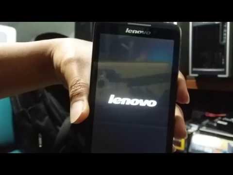 Lenovo S890 hard reset