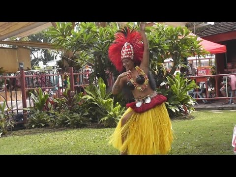 Tahiti, Samoa, Pago Pago, Bora Bora, & Moorea