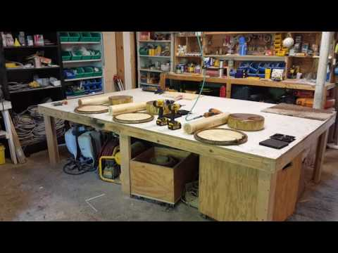 How to Build Tiki Kev Tiki Bar Stools