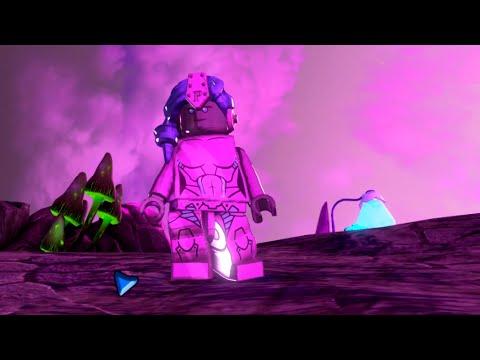 LEGO Batman 3: Beyond Gotham - Platinum Gameplay and Unlock Location