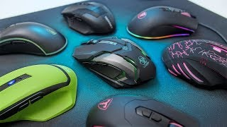 Testing the CHEAPEST Gaming Mice We Could Find!