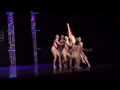 Contemporary Dance Group to Elastic Heart by Sia