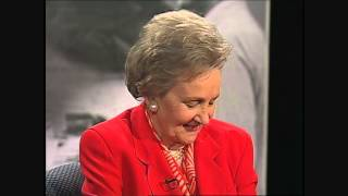 The late Katharine Graham on the 25th anniversary of the Watergate scandal