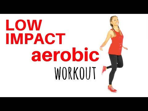 LOW IMPACT WORKOUT VIDEO - HOME FITNESS - NO EQUIPMENT NEEDED IDEAL FOR BEGINNERS TO FITNESS