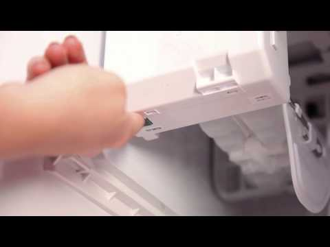 Daewoo - How to Reset the Ice Maker (American Style Fridge/Freezer)