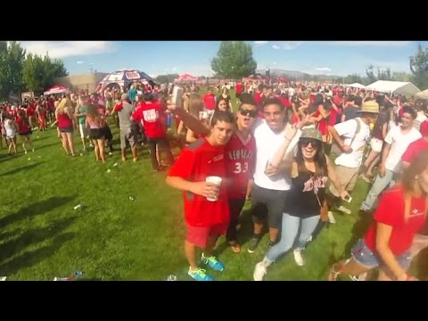 UNM students split on school's party culture