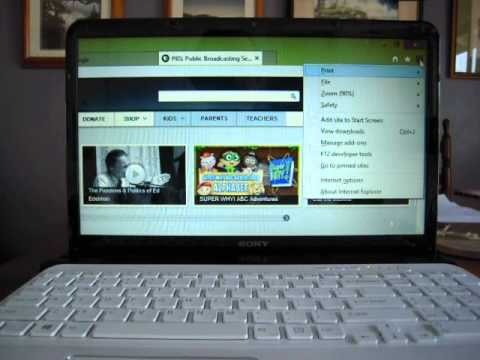 How to Set Default Home & Opening Tabs in Internet Explorer