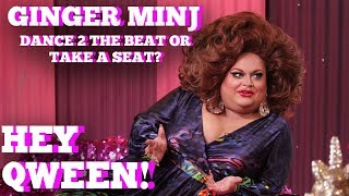 Ginger Minj Rates The RuGirl Music: Dance2theBeat or Take A Seat?