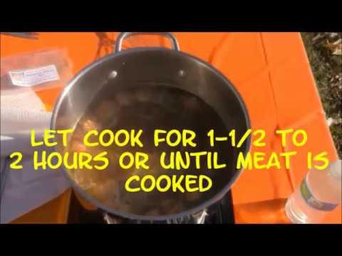 Chef Bourque's Seasoned Gumbo Mix Easy Instructions