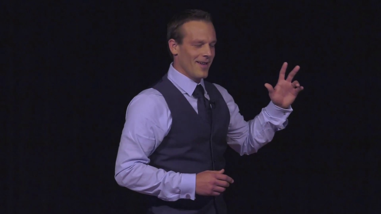 How to Deal with Difficult People | Jay Johnson | TEDxLivoniaCCLibrary