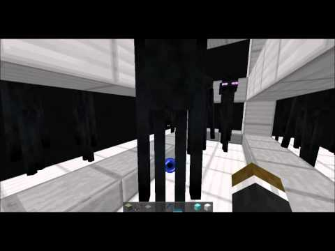 Minecraft: How to make the best enderman spawner part 2