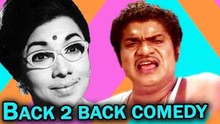 Download Suruli Rajan Vs Manorama Back 2 Back Comedy Scenes Video