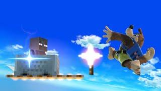 DBZ Moments in Smash Ultimate