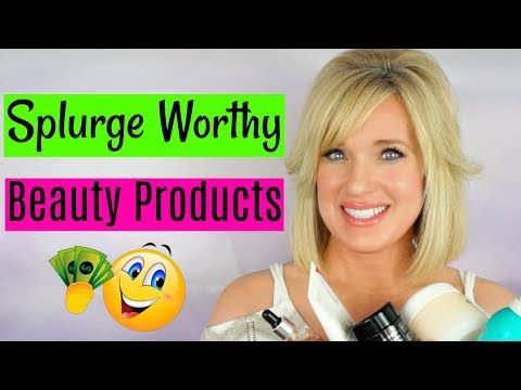 5 Beauty Products WORTH THE SPLURGE!