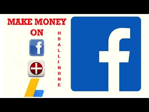 How To Earn Money In Facebook With Google Adsense HD
