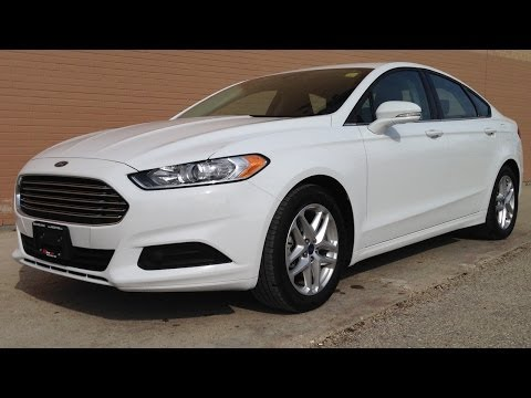 2013 Ford Fusion SE for sale in Winnipeg MB | Used Cars Winnipeg