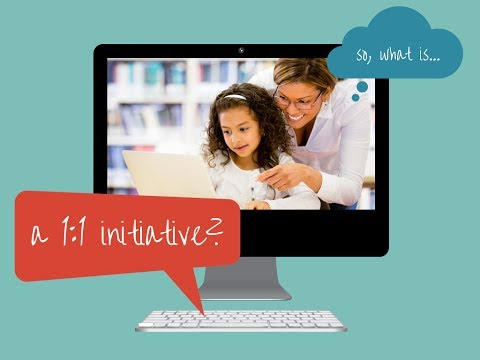 How is a 1:1 Classroom Initiative Defined?