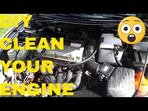 Tips On Powerwashing Your Engine