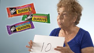 Mexican Moms Rank Frozen Burritos