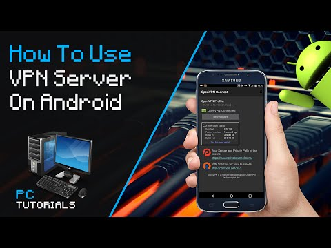 How To Use VPN Server On Android