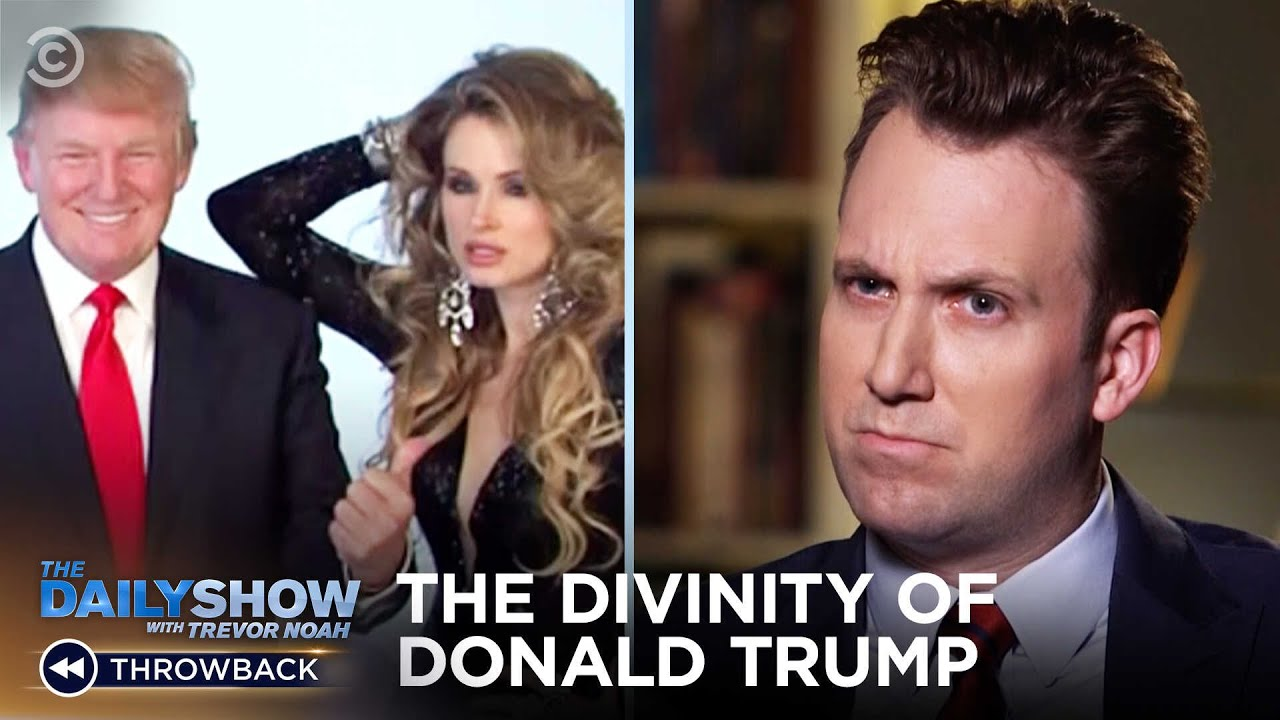 How Holy Is Donald Trump? | The Daily Show