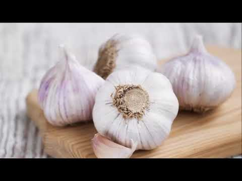 How to Make and Drink Raw Garlic Juice to Improve Your Health  healthy life