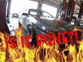 86 Corolla blazing!