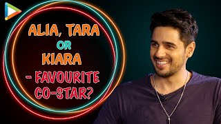 Sidharth Malhotra finally REACTS on Dating Tara Sutaria |Marjaavaan |Akshay Kumar |Alia Bhatt |Kiara