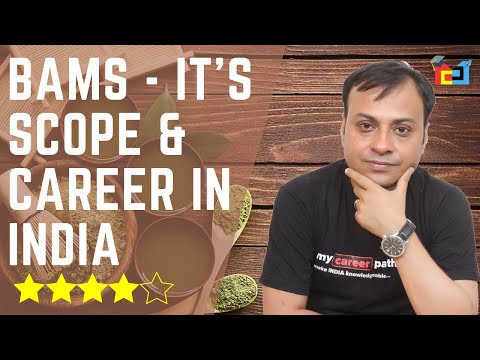 BAMS | An emerging career in INDIA after MBBS