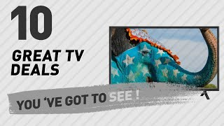 Televisions Offers Up To 40% Off // Amazon Great Indian Festival