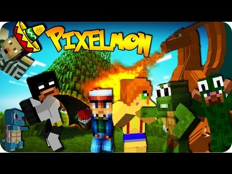 Pixelmon Survival! #7 -APRICORN FARM COMPLETE!
