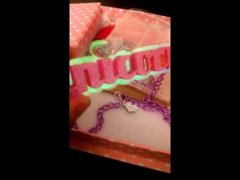 DiDepux Custom Name Necklace Lucky Dip Box Review