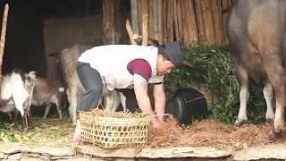 Village life in Nepal(Parbat Lespar)2017