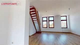 Charleroi: Duplex en vente par l'immobilière l'Opportunité