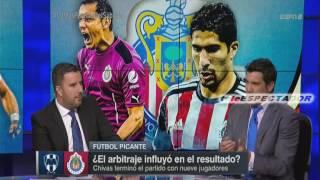 Analisis del MONTERREY vs CHIVAS - Jornada 2 Clausura 2017 - Futbol Picante