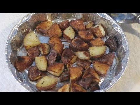Simple Roasted Red Potatoes Recipe