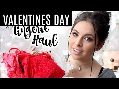 Lingerie Haul: Adore Me Valentines Day Collection