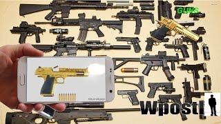 #x202b;لعبة : Guns : حول هاتفك إلى أي سلاح ناري تريده من خلاله ولعب لعبة الص و الشرطي بتأثيرات مبهرة#x202c;lrm;